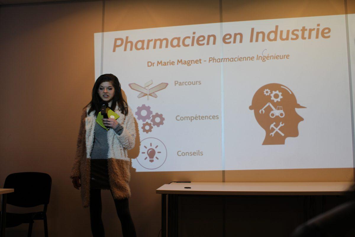 Rencontre Pharmacie
