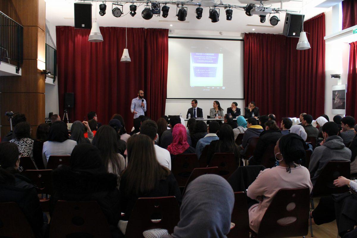 Premier forum PACES