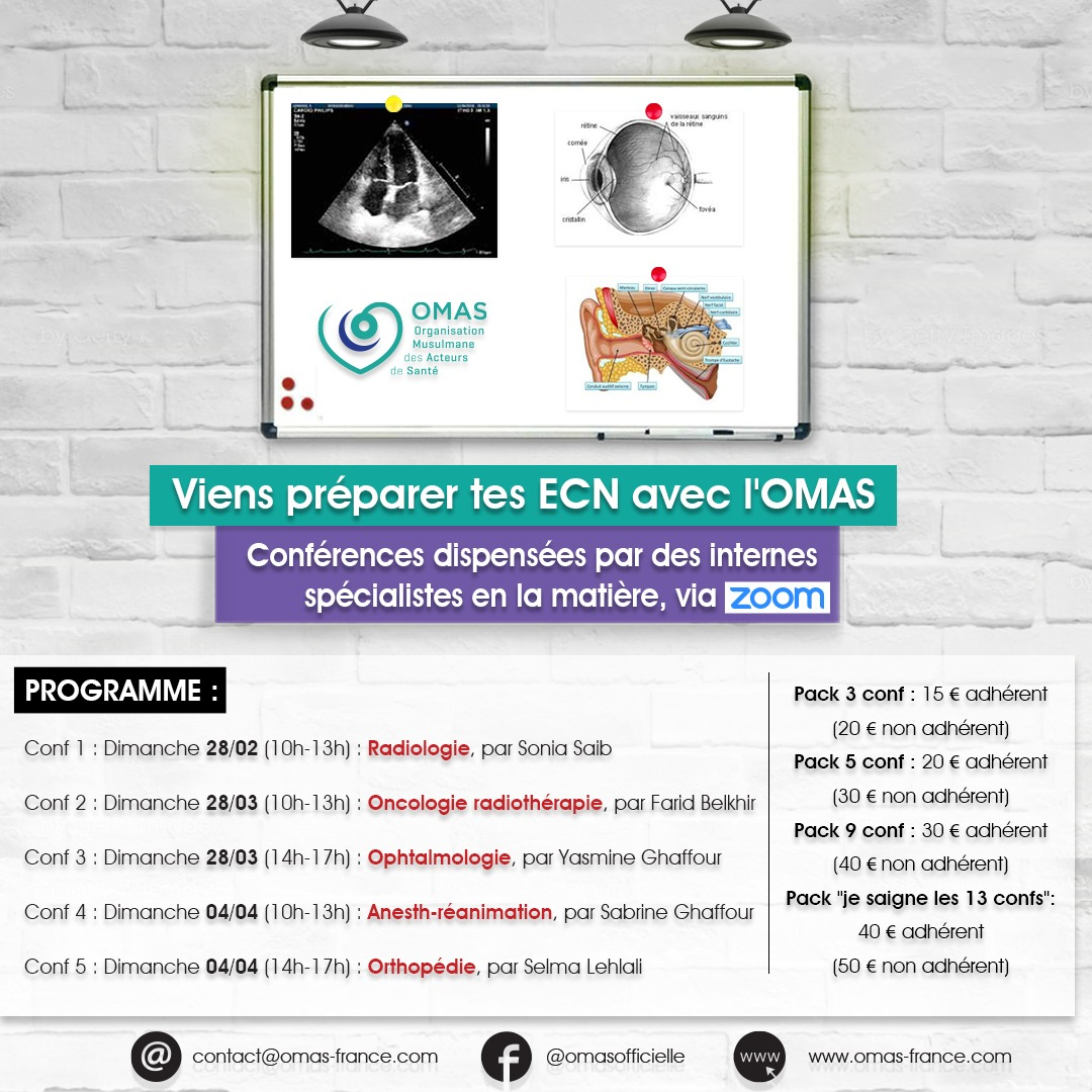 preparation ECN